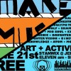 June 21st! MeccaGodZilla & Mio Perform by way of Make Music NY & the Warper Block Party!