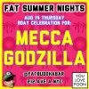 MECCAGODZILLA x YOU LOVE POON BDAY!