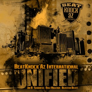 "MeccaGodZilla features on BeatKnock'Az International Presents ""UNIFIED"" album"
